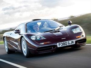 Mr Bean venderá su McLaren F1