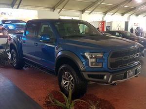 Ford Raptor 2017 debuta