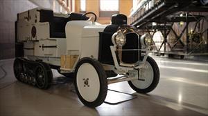 Citröen B2 k1, el primer auto que logró cruzar el Sahara