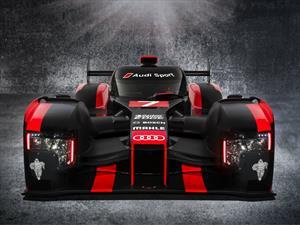 Nuevo Audi R18, listo para las 24 Horas de Le Mans