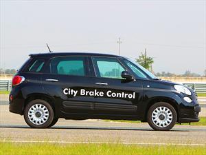 FIAT gana el premio Euro NCAP Advanced gracias al City Brake Control