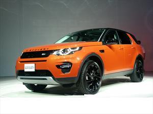 Land Rover Discovery Sport 2015 llega a México desde $47,900 USD