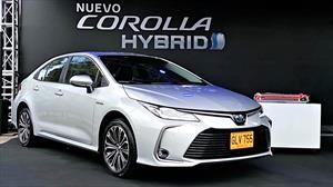 Así es el nuevo Toyota Corolla Hybrid que llegará a la Argneinta