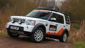 Land Rover fabrica su Discovery 1 millón y lo festeja con un viaje transcontinetal