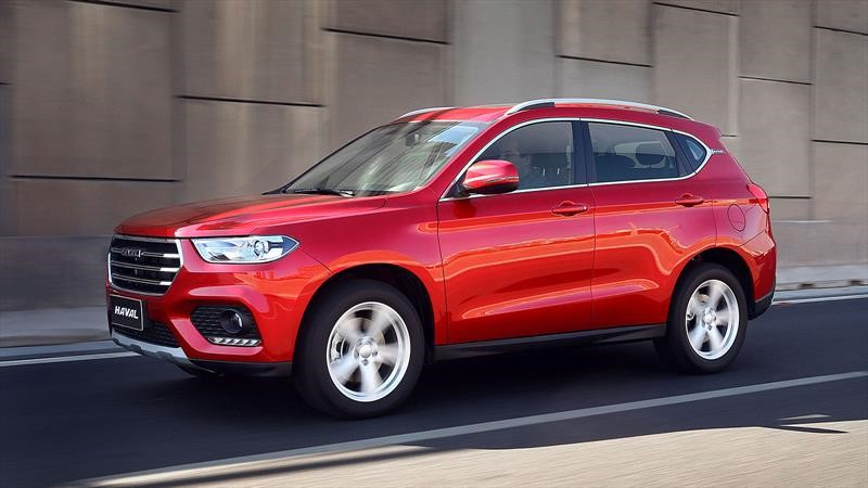 Haval H2 2021 recibe facelift