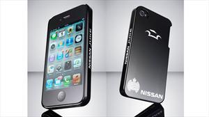 Nissan desarrolla carcasa autorreparable para iPhone