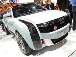 Qoros 2 SUV PHEV Concept se presenta