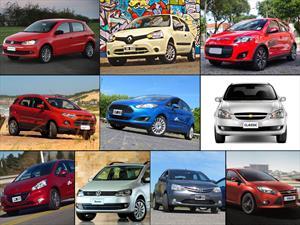 Top 10 los autos más vendidos en 2014