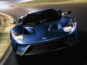 Ford GT 2017 tiene una potencia de casi 650 hp