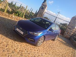 Hyundai Accent 2018, primer contacto