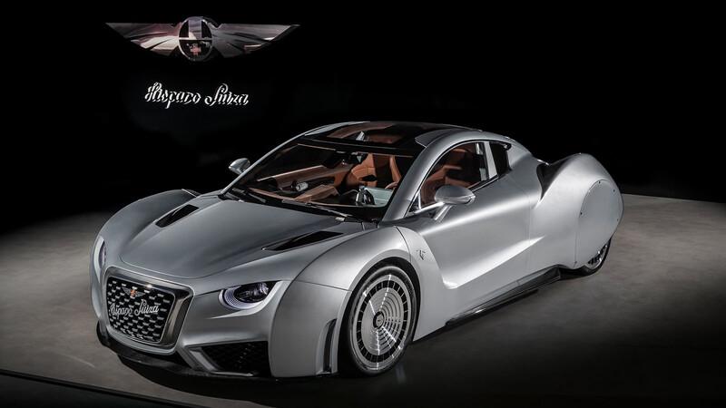 Hispano Suiza, la marca española de superdeportivos eléctricos de lujo, llega a México