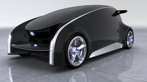 Toyota Fun Vii Concept debuta en en el Salón de Tokio 2011