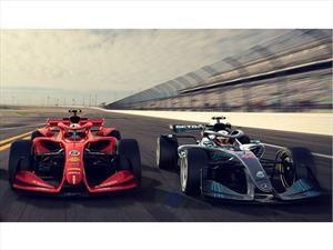 Así serán los futuros monoplazas de la F1