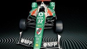 Indy500: ¡River Plate dice presente en Juncos Racing!