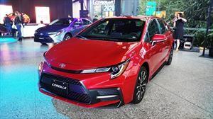 Toyota Corolla 2020 llega a México, ahora también con versión híbrida