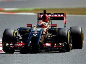 F1: Lotus usará motores Mercedes en 2015