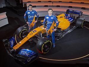 Así han cambiado los autos de la F1 en solo un año
