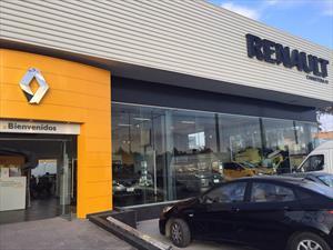 Renault inaugura nueva agencia en San Luis Potosí