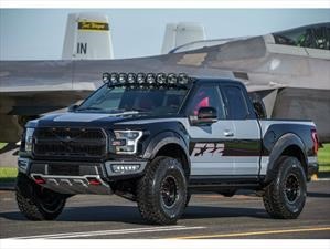 Ford F-22 F-150 Raptor ya tiene dueño