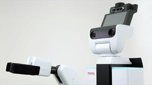 Toyota colabora en el desarrollo de robots para asistir a personas vulnerables