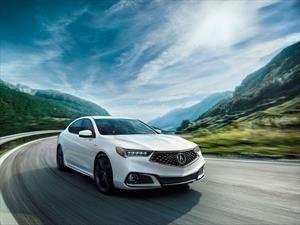 Acura TLX 2018 llegará a México en junio
