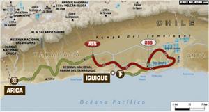 Dakar: Detalles de la Etapa 10