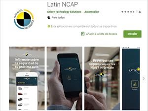 Latin NCAP lanza su propia aplicación