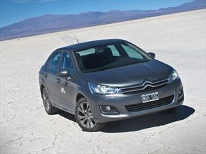Prueba Citroën C4 Lounge