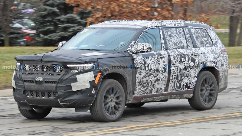 El próximo Jeep Grand Cherokee ¡tendría plataforma de Alfa Romeo!