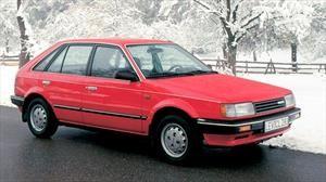 Mazda 323, el auto que se fabricó en México, pero nunca se vendió aquí