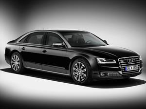 Audi A8 L Security se presenta