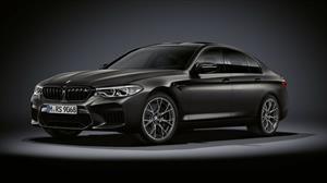 BMW M5 festeja 35 años dorados