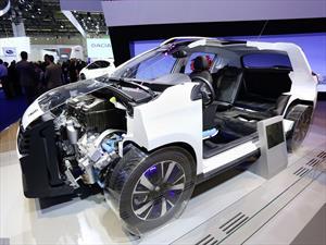 Peugeot planea producir un híbrido con aire comprimido