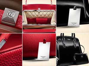 Bentley lleva el lujo y estilo a su colección de bolsos