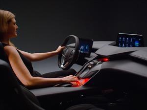 Acura Precision Cockpit Concept debuta