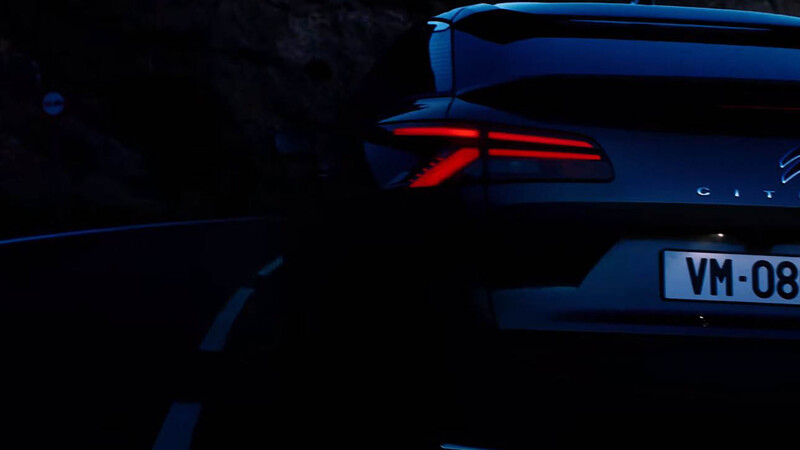 El nuevo Citroën C5 ya tiene fecha de estreno: el 12 de abril