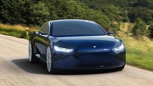 Fresco Reverie es el auto eléctrico que podría destronar al Tesla Model 3