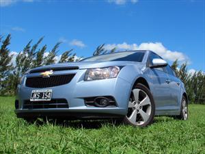 Chevrolet Cruze sedán TDi aumenta la potencia en Argentina