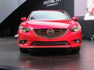 Mazda6 2014 debuta en el Salón de Los Angeles