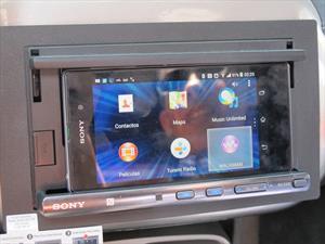 Sony presenta estéreo que se sincroniza con un smartphone