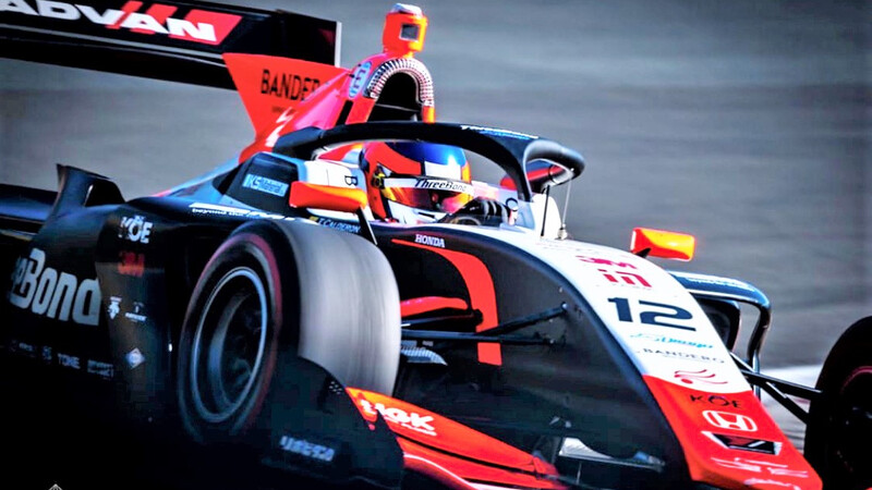 Tatiana Calderón disputará Super Fórmula Japonesa en 2021