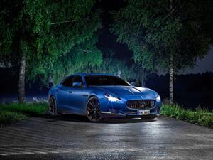 Maserati Quattroporte recibe modificaciones de Novitec