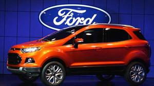 Conoce la nueva Ford Ecosport 2013
