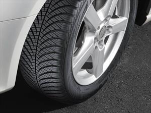 Así evolucionaron los neumáticos de los autos
