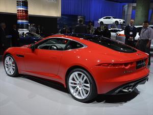 Jaguar F-Type Coupé 2015 se presenta
