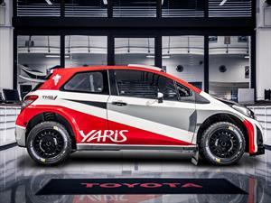 WRC: Toyota vuelve al rally con el Yaris