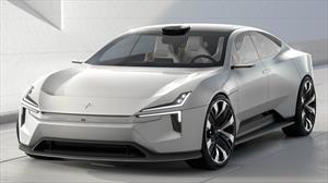 Polestar Precept, un carro eléctrico que redefine a los sedanes deportivos de lujo