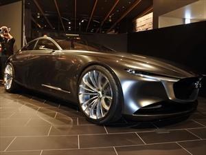 Mazda VISION COUPE, menos es más
