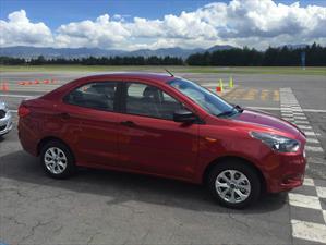 Ford Figo 2016, primer contacto en México