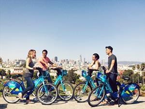 Ford GoBike, el sistema de bicicletas compartidas